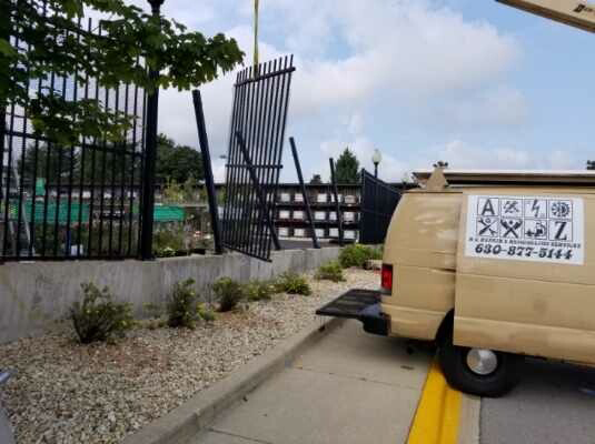 Metal Fence Repair - A to Z Repair Services