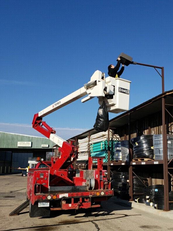 Lot Lighting Repair - A to Z Repair Services